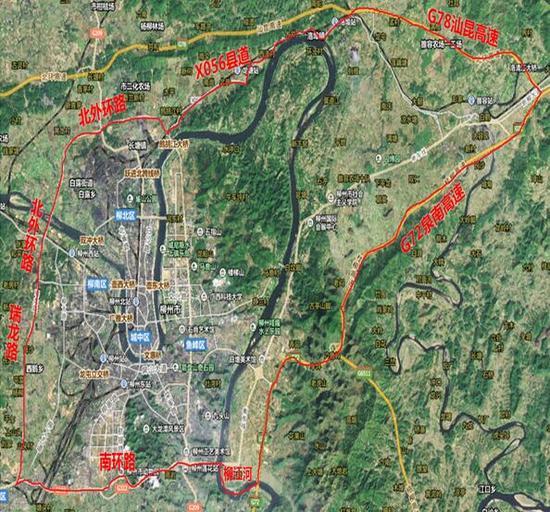 为减少环境污染 柳州市划定禁止高污染燃料燃烧区域