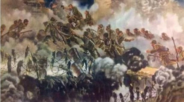 洛阳战役共歼敌2万余人 大大提高解放军攻坚能力