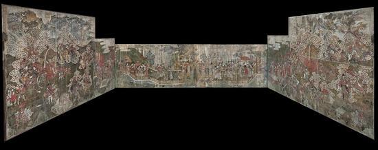 山西壁画成2017国内文博展热点