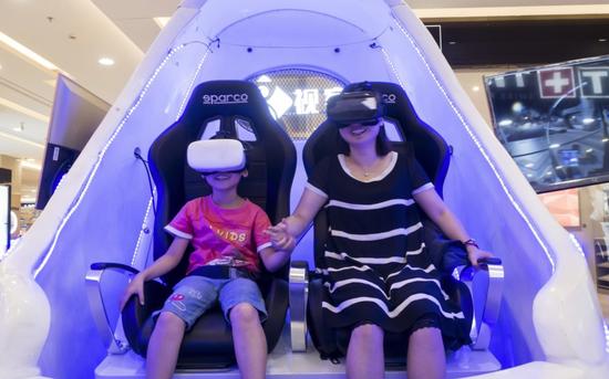 外媒:Facebook将借力VR重获中国市场立足点
