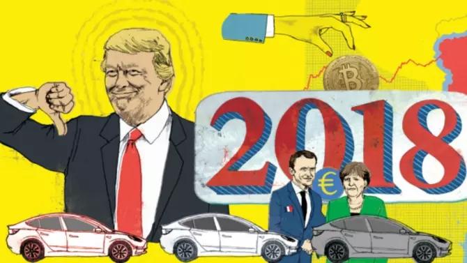 2018年全球大事件预测 特蕾莎·梅会继续担任首相吗?