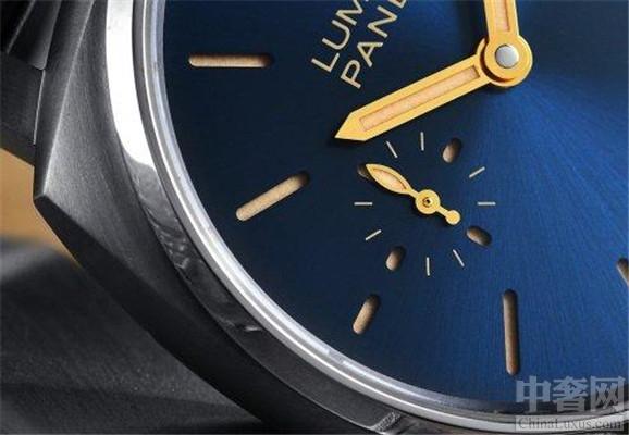 沛纳海钛金属腕表 一款具有时尚气息的腕表