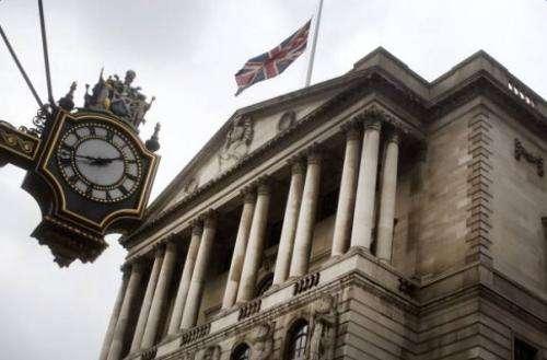 英国央行副行长呼吁再次加息以抑制通胀加速