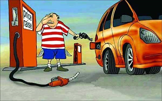 通知:国内汽油柴油价格统一上调 快去加油吧!