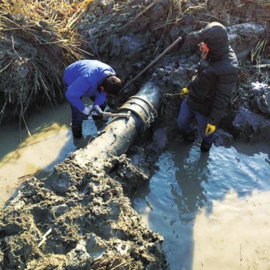 苏州市燃气企业采取各种措施做好雨雪天气应对准备