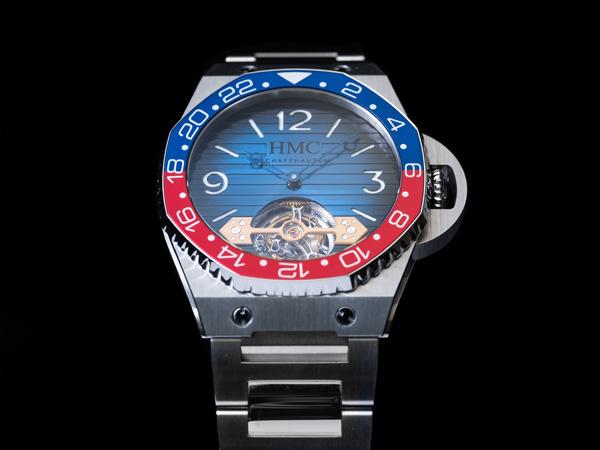 亨利慕时推出Swiss Icons腕表 敬迷人机械制表技术传奇