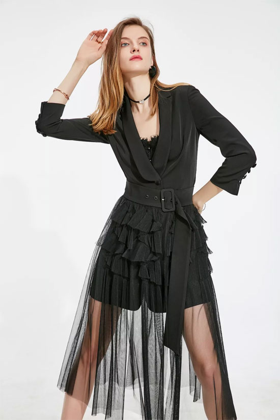 KABUYI(卡布依)女装品牌宣布2018春装面市