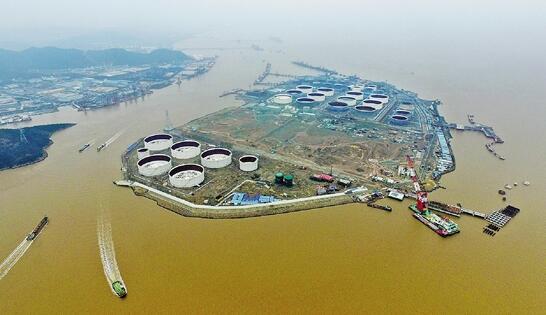 舟山成全国保税燃料油洼地 新年目标:每年供油百万吨
