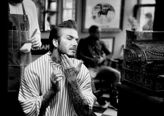 大卫·贝克汉姆推出全新男士理容品牌HOUSE 99