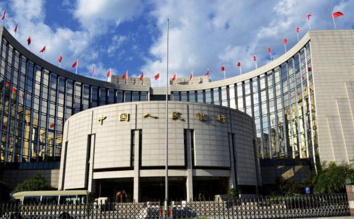 中国央行本周实现净投放400亿元