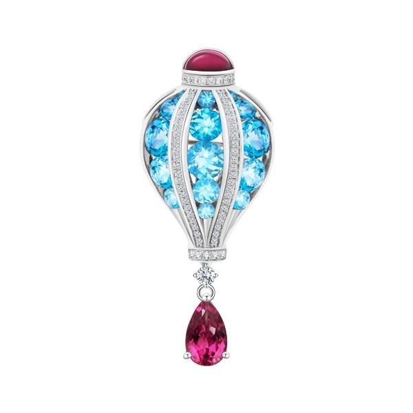 ENZO珠宝热气球系列 形象生动 萌态十足