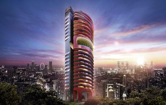 宾尼法利纳设计豪宅首次亮相亚洲