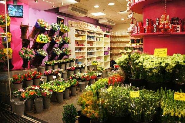 如何经营鲜花店 实体店必须保证货源