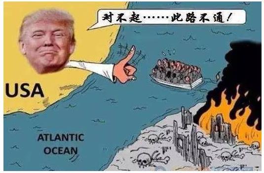特朗普出狠招!拿美国绿卡难:来中国吧,给你10年签证