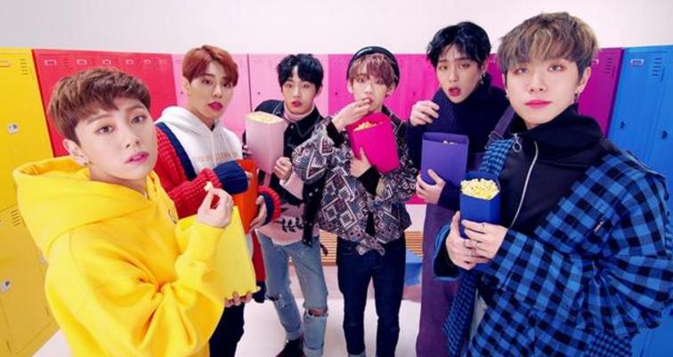韩男团JBJ新曲MV预告公开 风格炫彩有个性