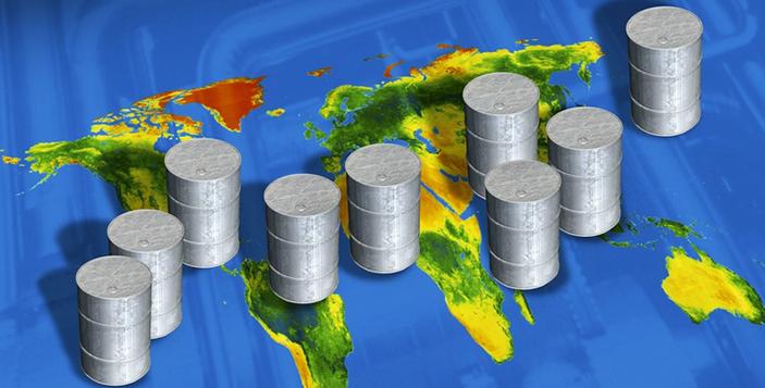 欧盘原油价格脱离隔夜触及三年高位 油价或将面临回调