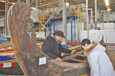收藏家海外购得148艘古船 是中外文化交流史上的大事