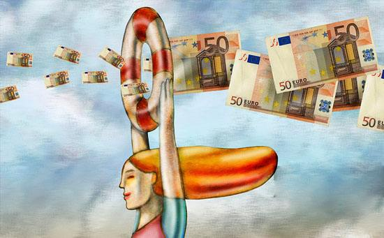 """欧洲央行准备""""动手"""" 美元苦日子要来了?"""