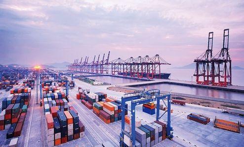 海关总署发布2017全年及12月中国进出口数据