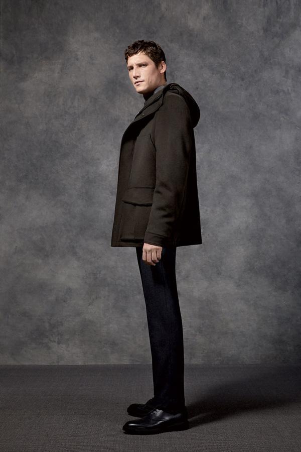 Corneliani(克莱利亚尼)推出2018秋冬系列男装