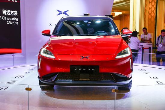 小鹏汽车在1月份完成新一轮融资 今年少量交车