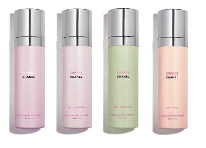 香奈儿推出邂逅香水系列 2018呈现三种全新用香方式