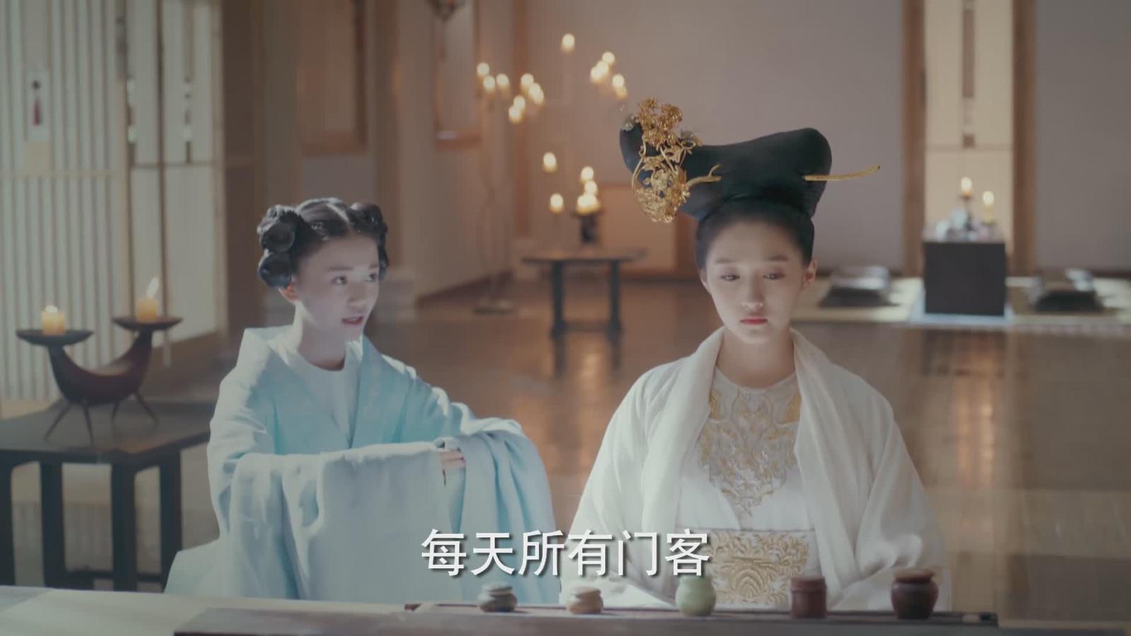 """关晓彤新剧挑战第一女主 剧中造型被调侃为""""缝纫机"""""""