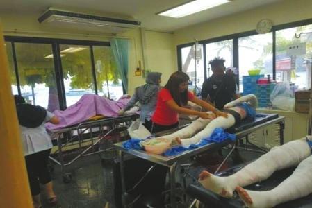 泰国快艇爆炸事件追踪:受伤的中国游客均无生命危险