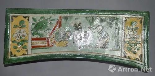 河南博物院藏三彩童子傀儡戏枕 傀儡戏为何风靡宋朝