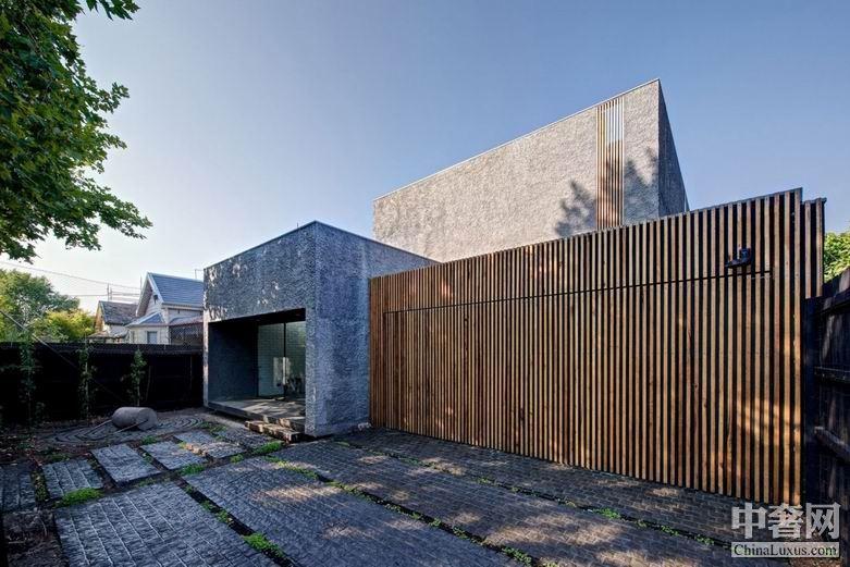 墨尔本豪宅:一栋现代化气息浓厚的私人住宅