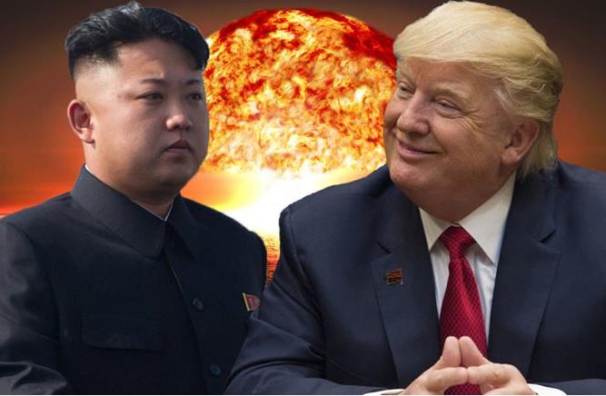 """朝鲜""""搞事情""""利好黄金期货"""