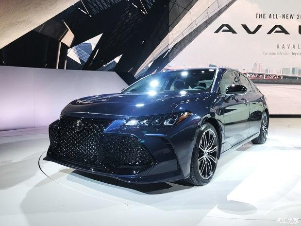 丰田全新Avalon亮相 有望在未来引入一汽丰田进行国产