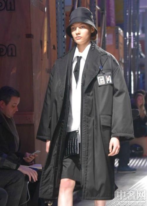 2018秋季男装的中流砥柱 普拉达成为全球顶级的尼龙产品制造商