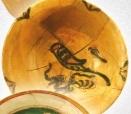 瓷器上的凤鸟纹自新石器时代起就盛行