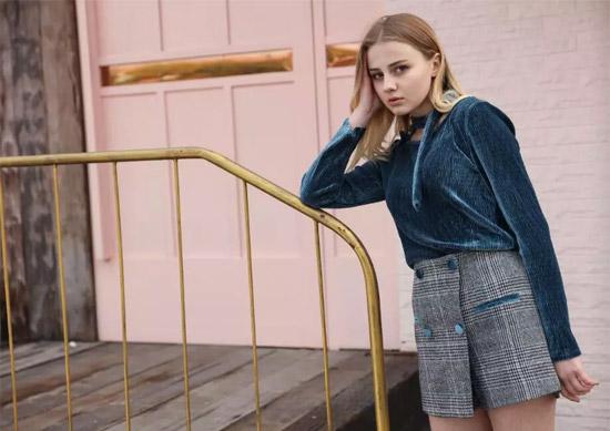 Geeborch(歌宝琪)女装2018早春新款服饰上市