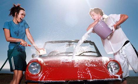 冬季如何洗车才正确