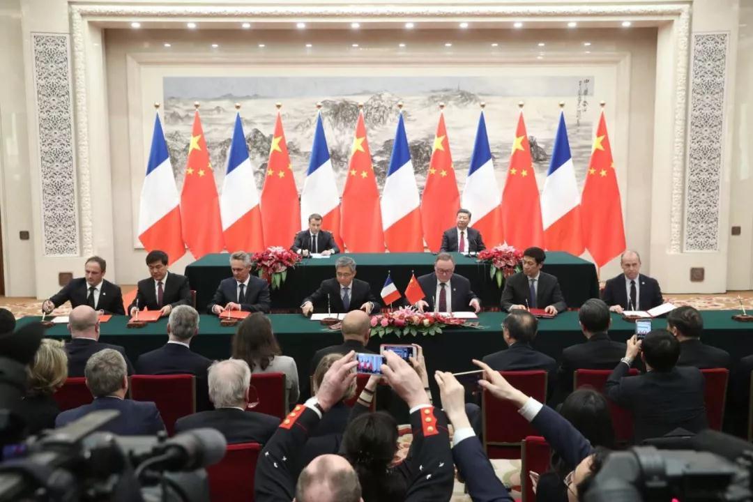 中法确定于核能领域开展合作 为全面战略伙伴添砖加瓦