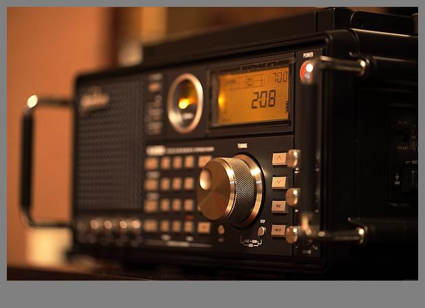 父子痴迷收音机收藏 400多台收音机将岁月留声