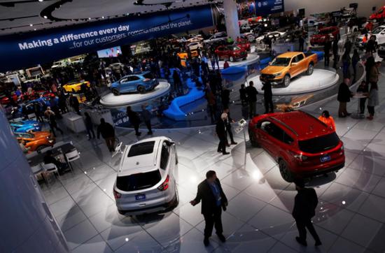 全球车企在电动汽车领域掀起投资热潮 规模至少达900亿美元