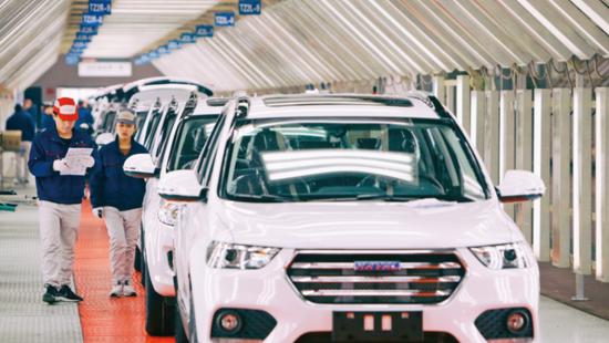 独木难支:长城SUV停滞不前 多款车型销量下滑