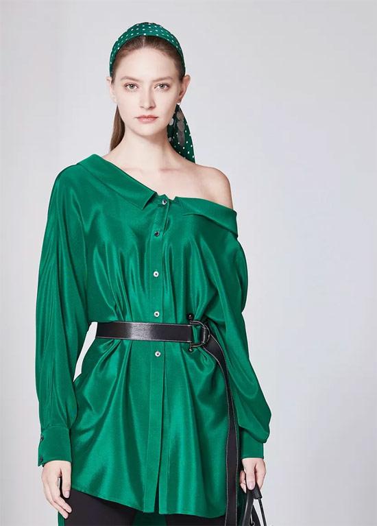 恩曼琳春日新品 用盎然的绿舞动春之序曲