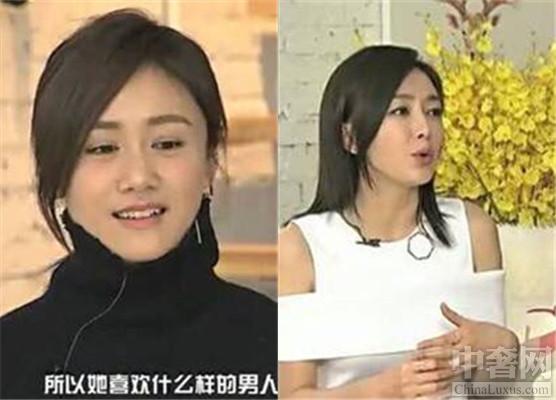 秦岚被刘芸曝猛料 透露秦岚的择偶标准第一点就是成熟