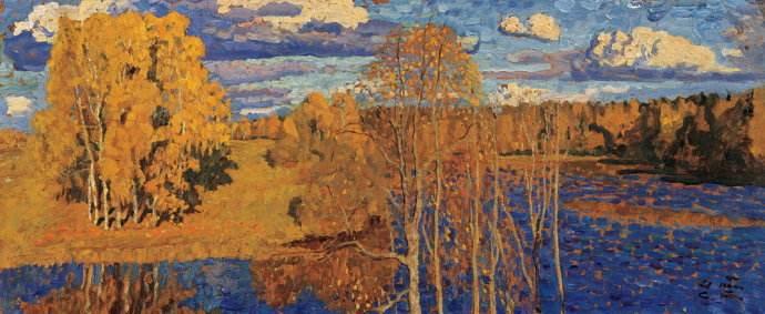 俄罗斯油画拍卖价格和成交率不断刷新