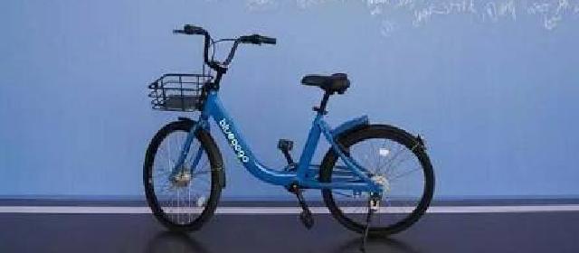 小蓝单车于今日早间正式接入滴滴