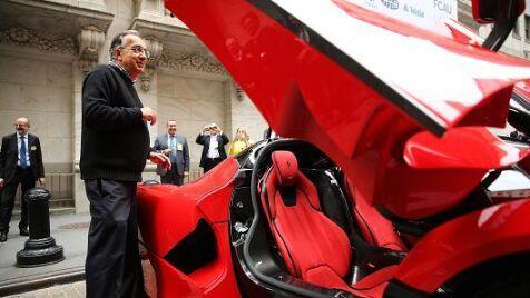 法拉利计划生产高端电动汽车 与特斯拉展开竞争