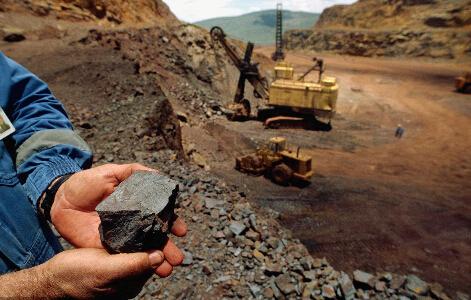 铁矿石价格上涨 今年发货量将继续增长