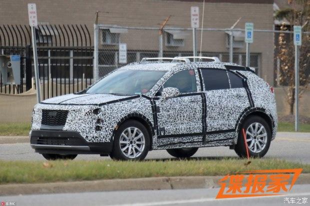 凯迪拉克XT4或于3月全球首发 新车为一款紧凑型SUV定位低于现款XT5