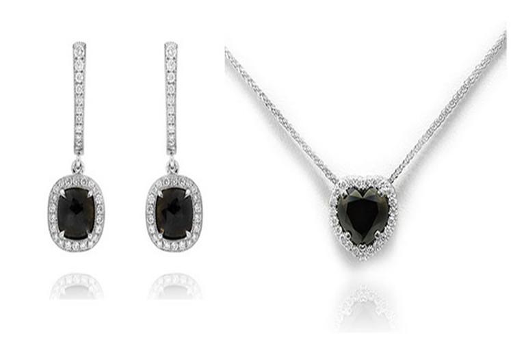 神秘而尊贵 世界著名黑钻石欣赏