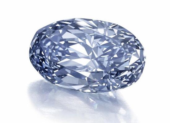 蓝钻石价格