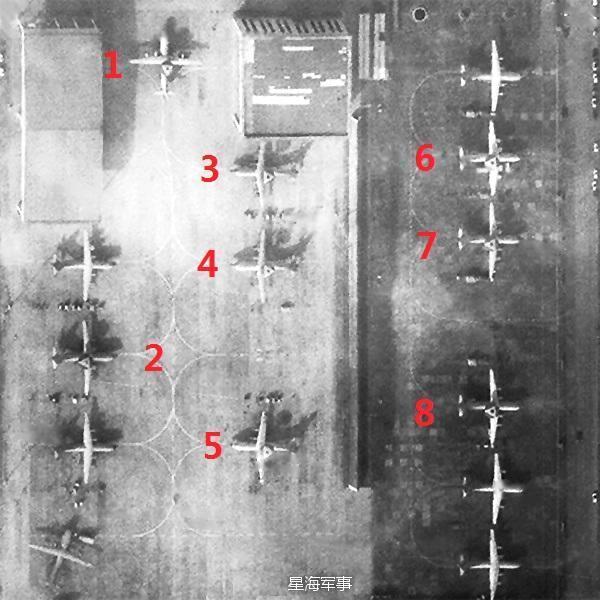 中国某飞机厂停机坪曝光 8架空警500预警机同框